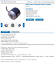 Maxwell Electrical Encoders and Sensors instockspares.com stock in dubai ships today