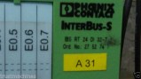 PHOENIX CONTACT INTERBUS-S , IBS RT 24 DI 32-T , 27 52 74 1 , IBSRT24DI32T